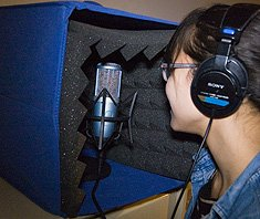 Outstanding Voice Recording In The Home Studio Transom Largest Home Design Picture Inspirations Pitcheantrous