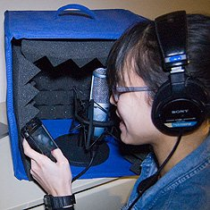 HomeRecording-Porta Booth