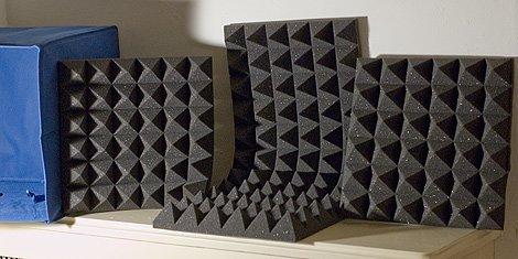 HomeRecording-Foam Pieces