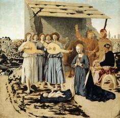 Piero Della Francesca'sNativita