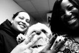Jamisha Richardson and Teresa Marable at No Limit Communications