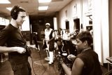 Aaron Henkin interviews LaShawn Gasgow at Shear Intensity Hair Salon