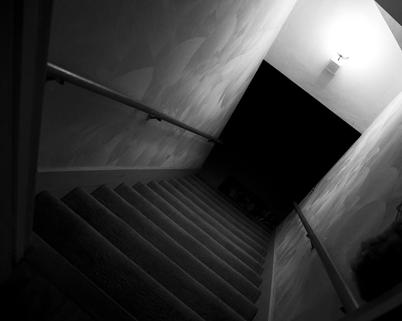 Down stairwell, photo by drosso23 - flickr