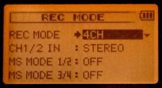 DR60D-RecMode