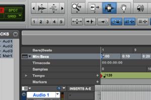 Pro Tools: 2 Editing Basics