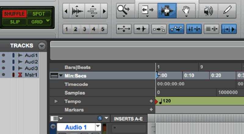 Pro Tools: 2 Editing Basics - Transom