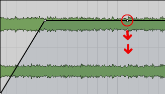 Pro Tools: Mix- Volume Breakpoint