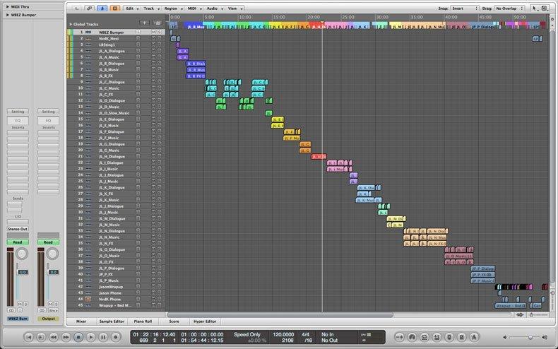 """Fix"" editing session"