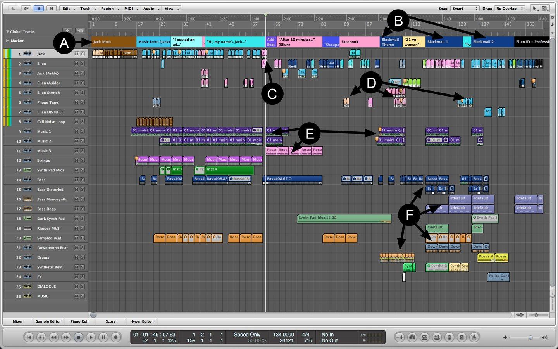 Using Music: Brendan Baker - Transom