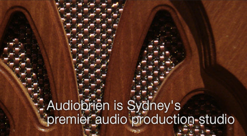 audiobrien