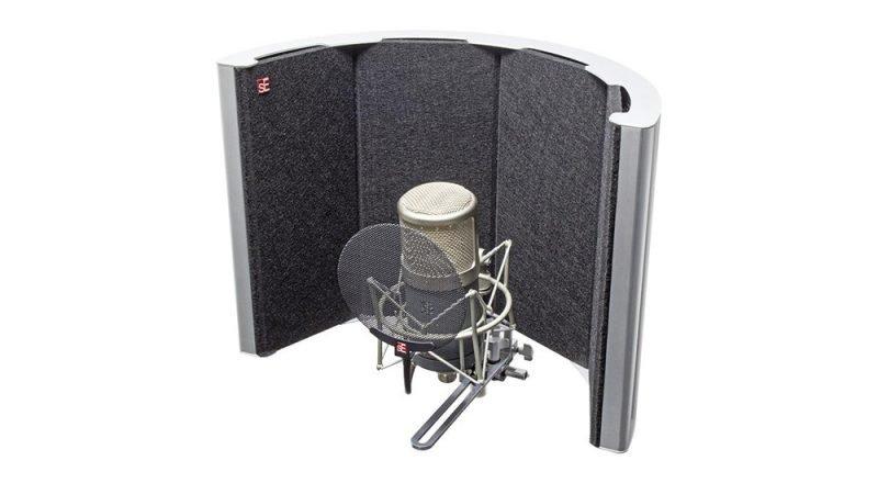 Microphone Baffle