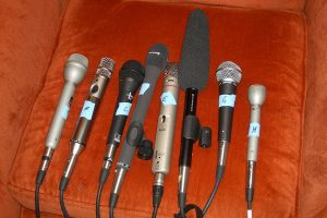 The Transom Handheld Mic Shootout