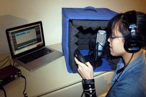 Grabar voz en un Home Studio