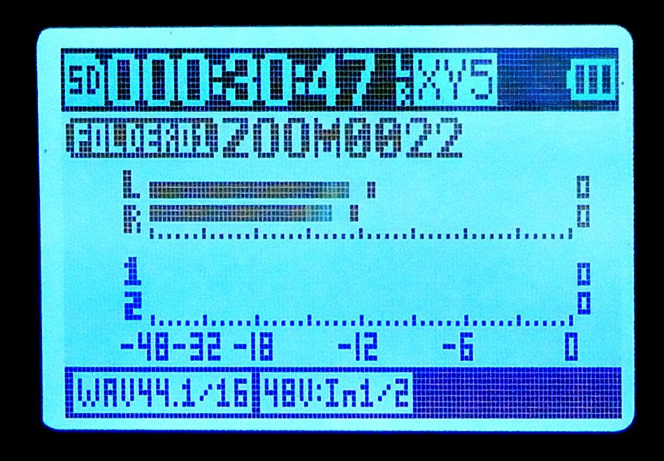 Zoom H5 - Transom