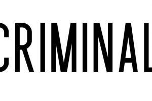 Revisiting Criminal