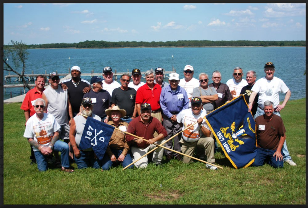 Reunion of Delta Co. 3rd Battalian, 187th Infantry (Airborne), 101st Airborne Division