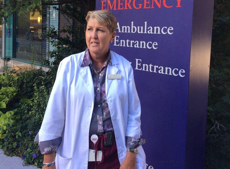 Patricia Paradis, RN Clinical Supervisor and Educator