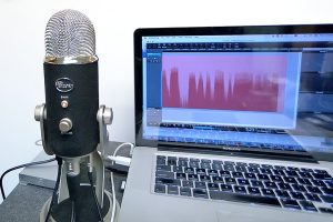 Podcasting Basics, Part 1: Voice Recording Gear