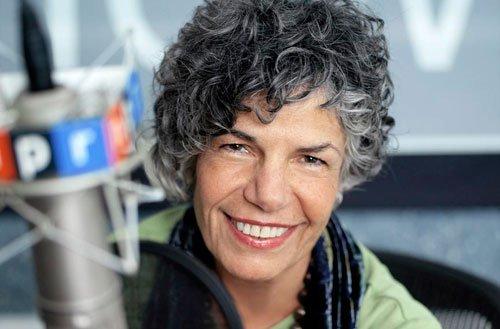 photo of Susan Stamberg