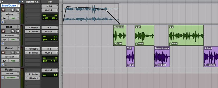 photo of Pro Tools