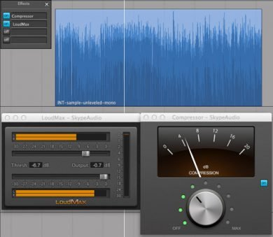 Podcasting Basics, Part 3: Audio Levels and Processing - Transom