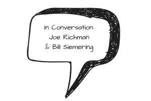 In Conversation: Joe Richman & Bill Siemering
