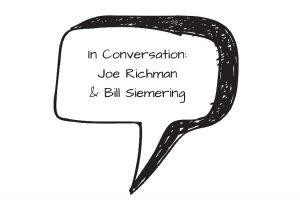 In Conversation: Joe Richman & Bill Siemering