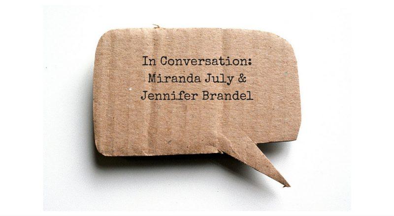In Conversation-Brandel July