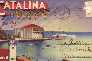Traveling Workshop 2016: Catalina, California