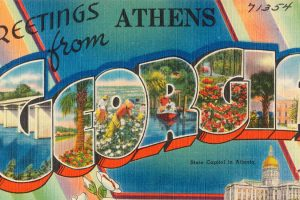 Traveling Workshop 2016: Athens, Georgia