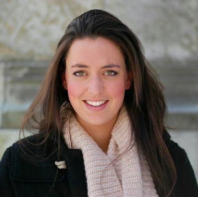 photo of Sophie McKibeen