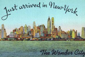Traveling Workshop 2017: New York, New York