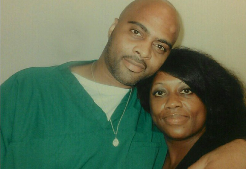 photo of William Griffin and Michelle Hudson