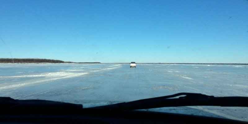 photo of The Ice Highway