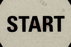 On Your Mark. Get Set. Start Your Story.