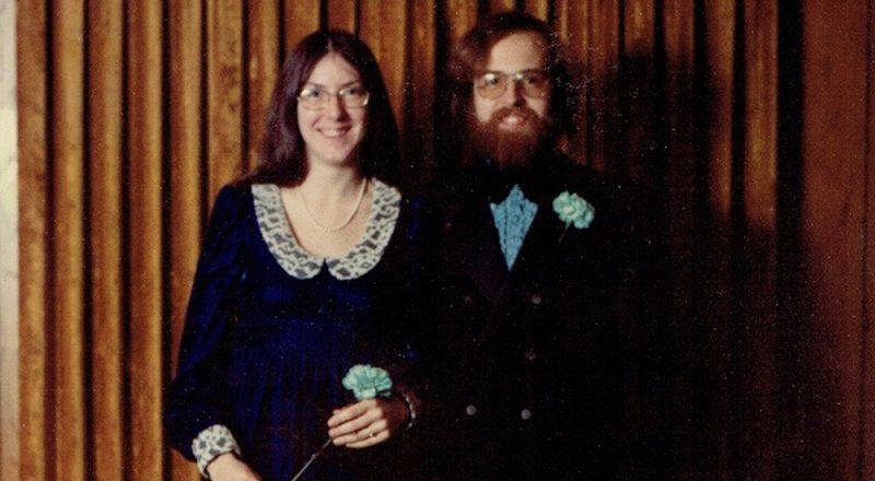 photo of Lynn and Gary