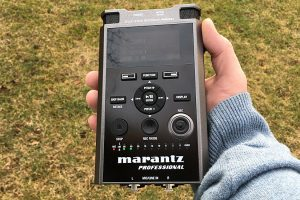 Marantz PMD 561
