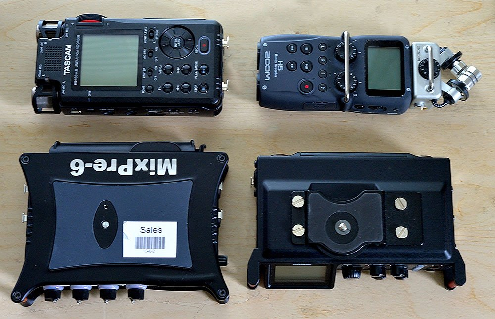Sound Devices MixPre6