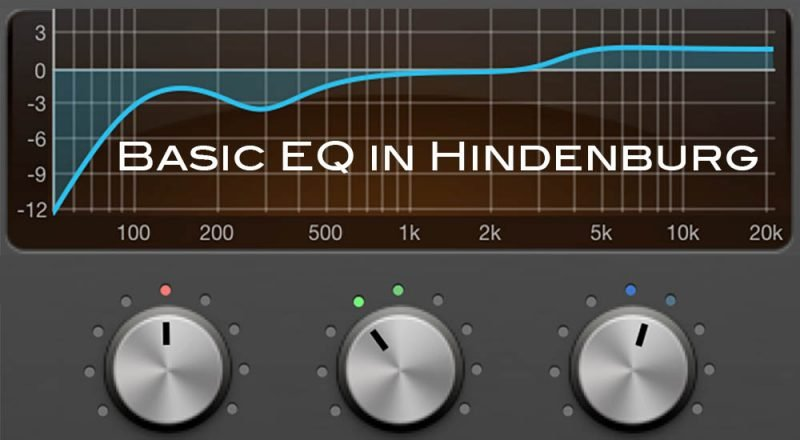 Transom Tools: EQ in Hindenburg