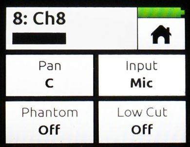 MixPre-Basic Mode
