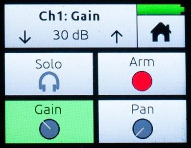 MixPre-Advanced Mode