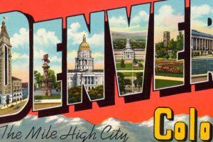 Traveling Workshop 2018: Denver, Colorado