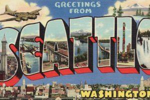 Traveling Workshop 2019: Seattle, Washington