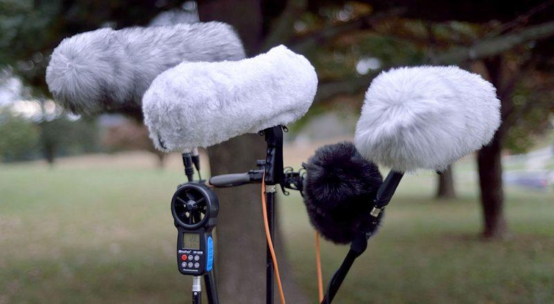 Zoom H2n Fur Windscreen or windsox