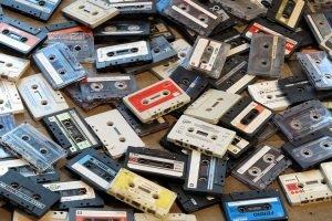 Making Sense Of A Pile Of Tape