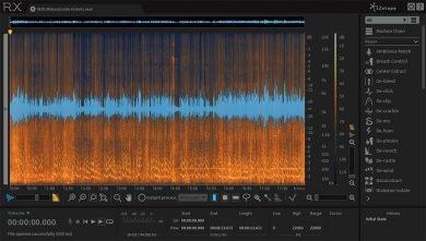 Izotope Audio RX