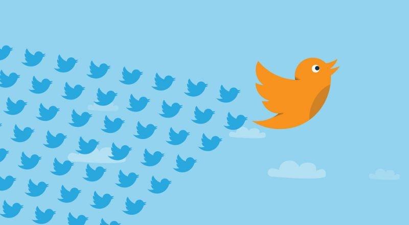 photo of Twitter logo