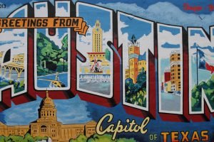 Traveling Workshop 2019: Austin, Texas
