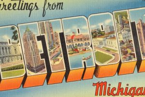 Traveling Workshop 2019: Detroit, Michigan